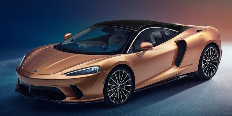 McLaren GT 2019 redefine el segmento Gran Tourer