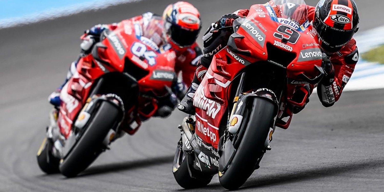 """Danilo Petrucci: """"Subir al podio en Le Mans es un objetivo realista"""""""