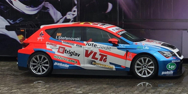 El macedonio Stefanovski se une a las TCR Italia hasta final de temporada