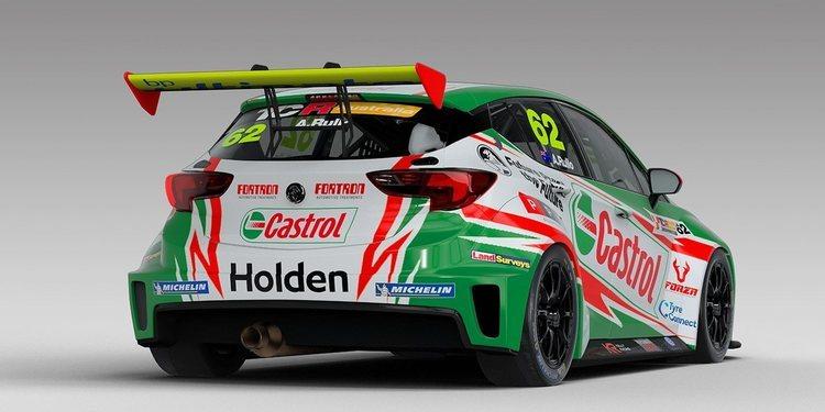 SSMedia nos muestra el 'nuevo' Holden Astra TCR, solo dos unidades existentes