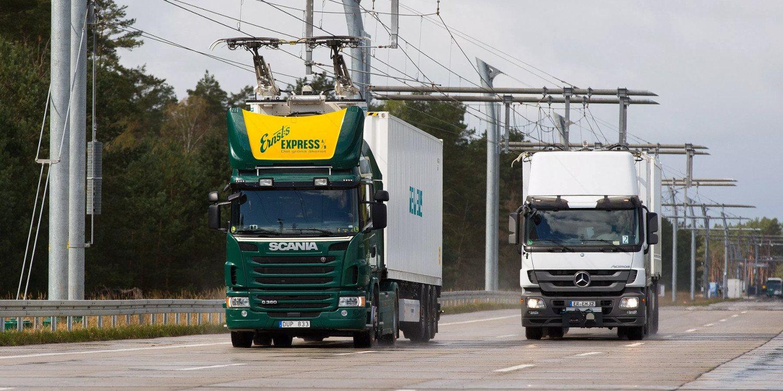 Alemania ya posee una autopista eléctrica