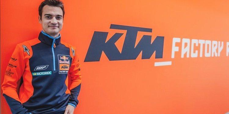 Dani Pedrosa regresa a las dos ruedas tras la baja de Jerez