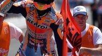 """Marc Márquez: """"Dovi y Rins lucharán por el título, Rossi veremos si aguanta el tirón"""""""