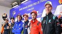 Rueda de prensa del Gran Premio de Francia 2019