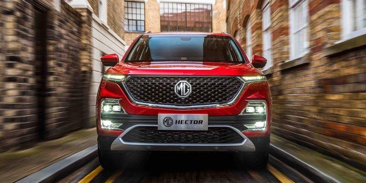 MG Hector se venderá en la India