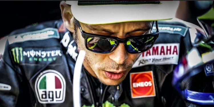 """Valentino Rossi: """"Si sigo aquí es porque creo que aún puedo ganar"""""""
