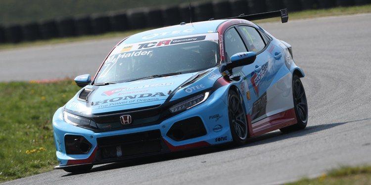 Honda replica el doblete de Hyundai con Mike Halder en cabeza