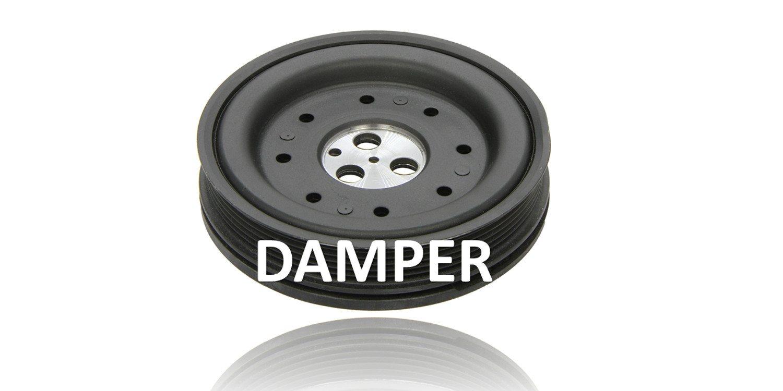 Aprende todo sobre la Polea Damper