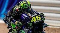 """Valentino Rossi: """"Se ha roto la cadena, normalmente no es así, alguien ha cometido un error"""""""