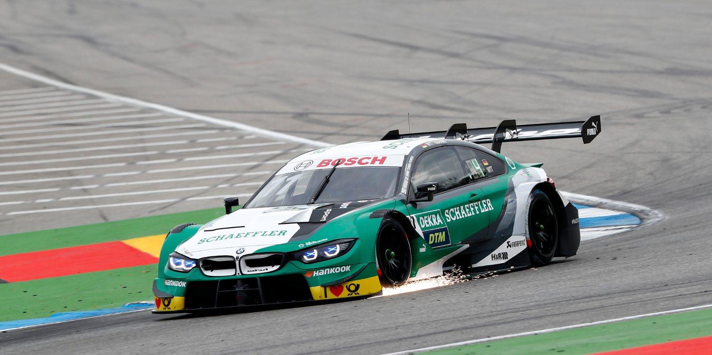 Marco Wittmann se anota la primera pole de Zolder