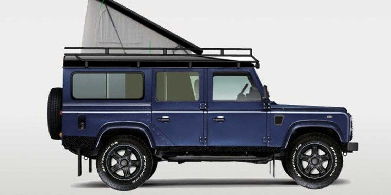 Land Rover Defender Camperizado por CamperHus
