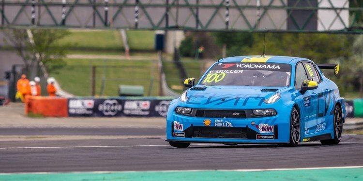 Cyan Racing domina la segunda 'qualy' con un triplete