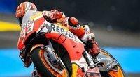 Márquez gana con solvencia en Le Mans