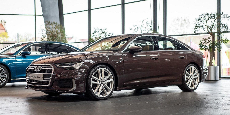 Audi A6 a petición especial