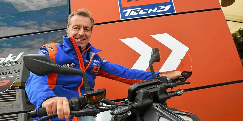 "Hervé Poncharal: ""Me fui a KTM por Stefan Pierer"""