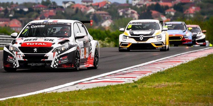 Previa y horarios Ronda 2 de las TCR Europa en Hockenheim, Alemania