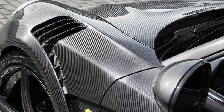 La fibra de carbono y su futuro en el sector automotriz