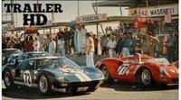 Será estrenada la película Ford V Ferrari con Matt Damon y Christian Bale