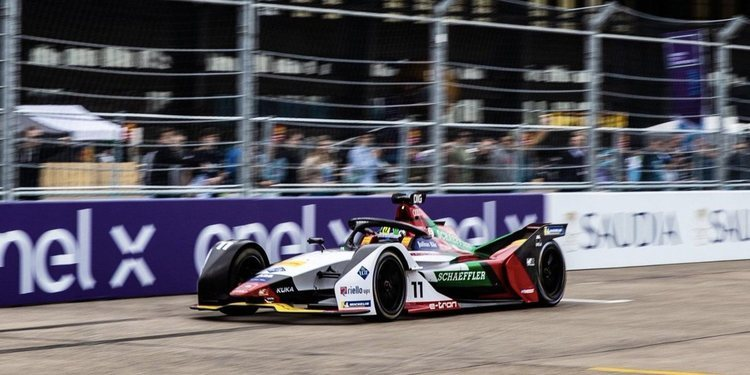 Incidencias del Eprix de Berlín de la Fórmula E