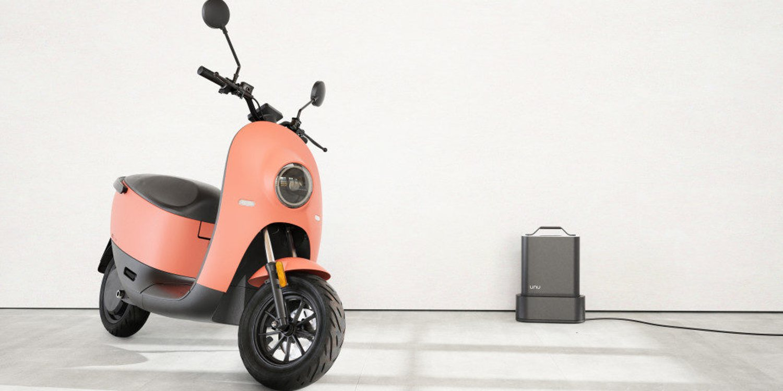 Nuevo Scooter Unu