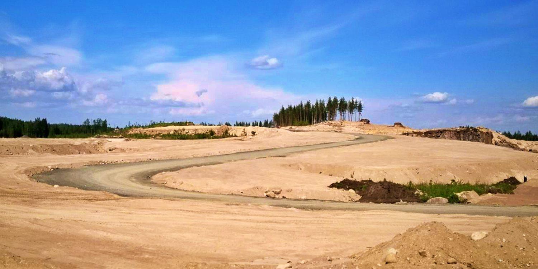Finlandia quiere ser el primer circuito ecológico