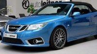 El único Cabriolet Sky Blue Edition de Saab