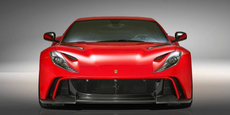 Ferrari 812 Superfast estrena el kit Novitec N-Largo