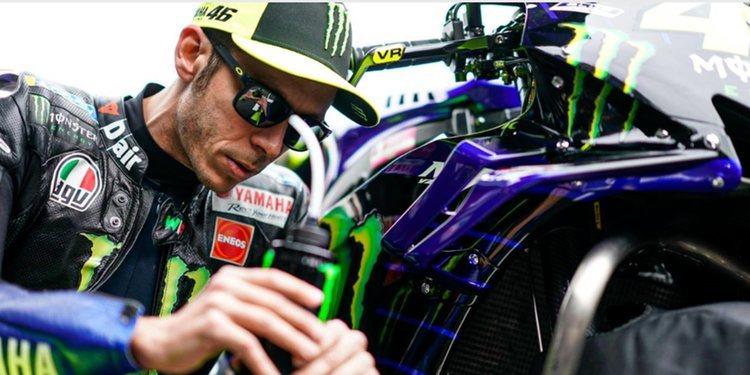 """Valentino Rossi: """"Si trabajamos bien, podemos defendernos"""""""