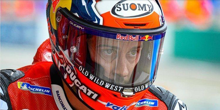 "Andrea Dovizioso: ""Tengo grandes expectativas este fin de semana"""