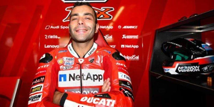 """Danilo Petrucci: """"Si Ducati no me renueva, no hay sitio para mí en MotoGP"""""""