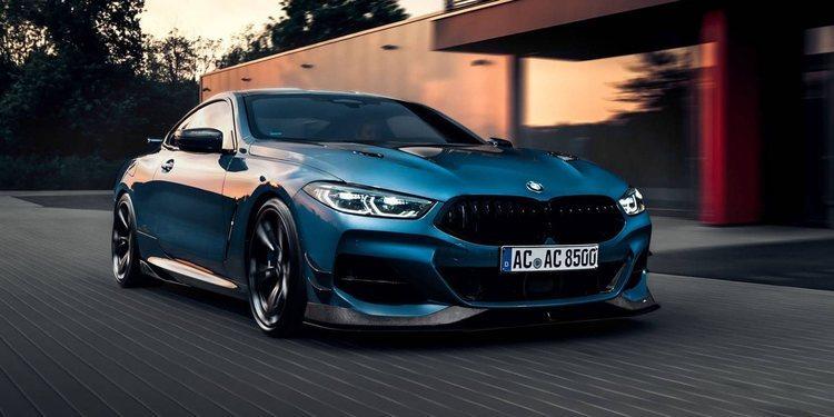 BMW M850i preparado por AC Schnitzer