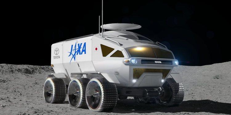 Toyota será la encargada de enviar un vehículo de hidrógeno a la luna