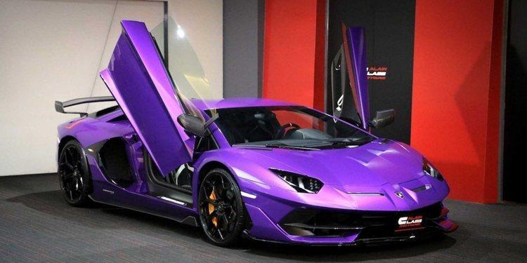 En venta interesante Lamborghini Aventador SVJ 2019