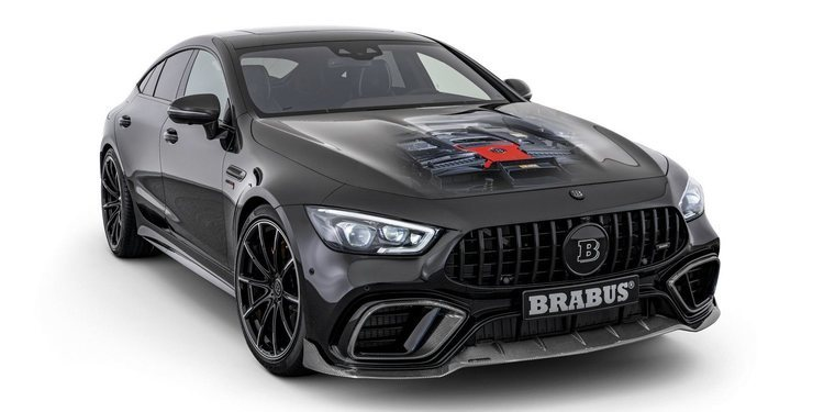 Mercedes-AMG GT 63S  by Brabus