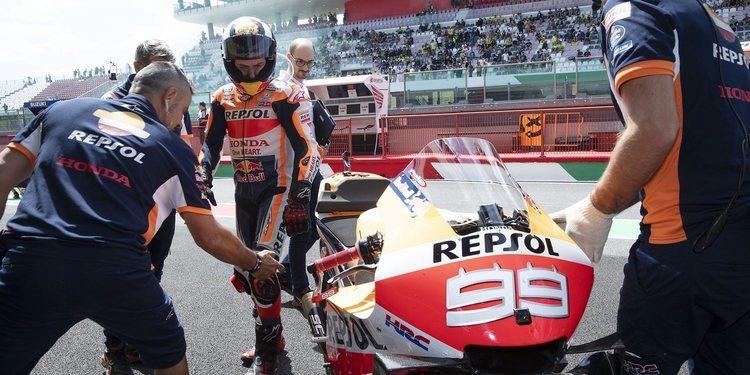 """Jorge Lorenzo: """"Los billetes para ir a Japón los paga Honda, su voluntad está ahí"""""""