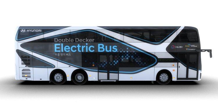 Conoce el nuevo autobús eléctrico de Hyundai