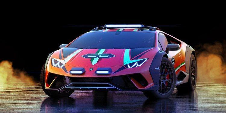 Lamborghini Huracán Sterrato nuevo Concept Car