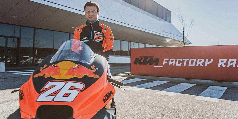 Pedrosa se vuelve a subir en Brno a la KTM