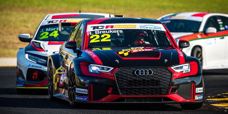 El Audi RS3 LMS TCR de Rik Breukers tiene nuevo dueño