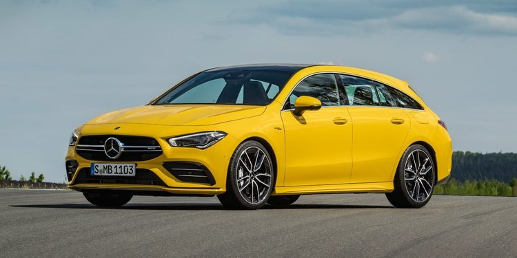 Mercedes-AMG A35 Shooting Brake