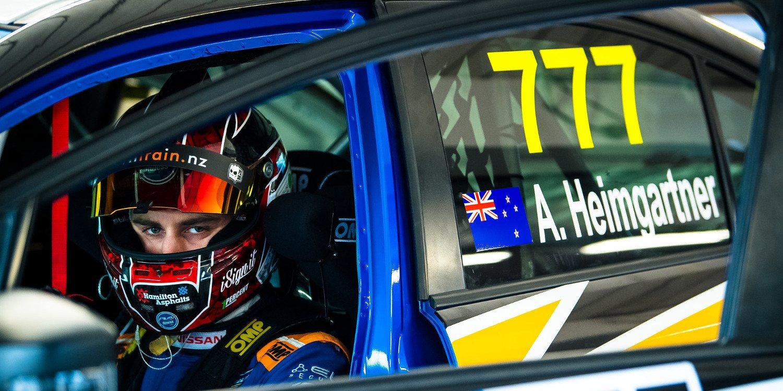"André Heimgartner: ""Creo que tenemos un coche competitivo"""
