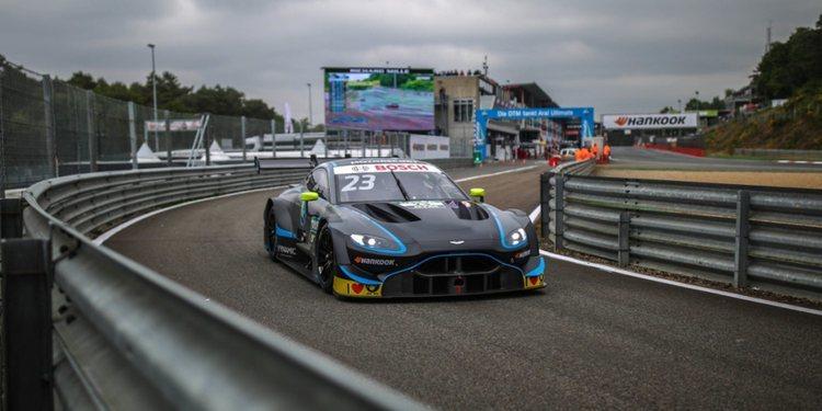 R-Motorsport y Dani Juncadella buscarán la fiabilidad en la tercera cita del DTM