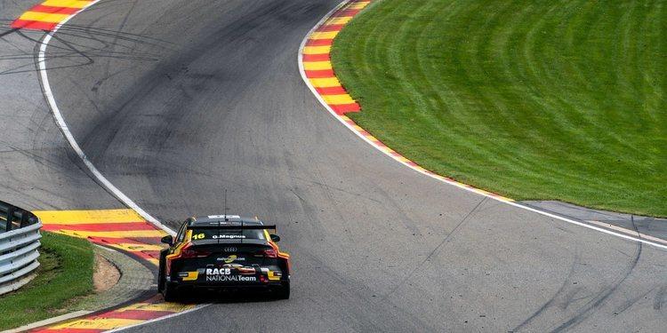 Spa Francorchamps se convierte en territorio Audi