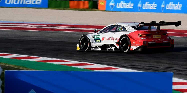 René Rast logra su sexta pole en el DTM en Misano