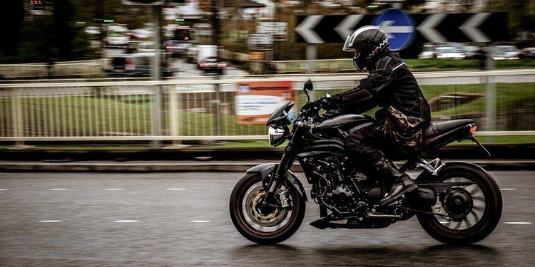 Causas de los accidentes en moto
