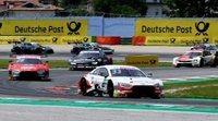 René Rast logra la pole en una clasificación dominada por Audi
