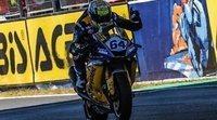 Federico Caricasulo se lleva la batalla de Jerez y se acerca al liderato de Supersport