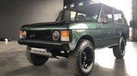 Legacy Overland presentó un renovado Land Rover