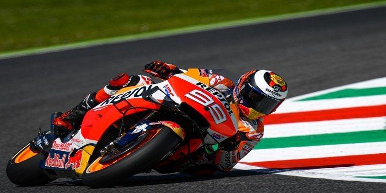 Jorge Lorenzo llega Catalunya con mejoras en la Honda y altas expectativas