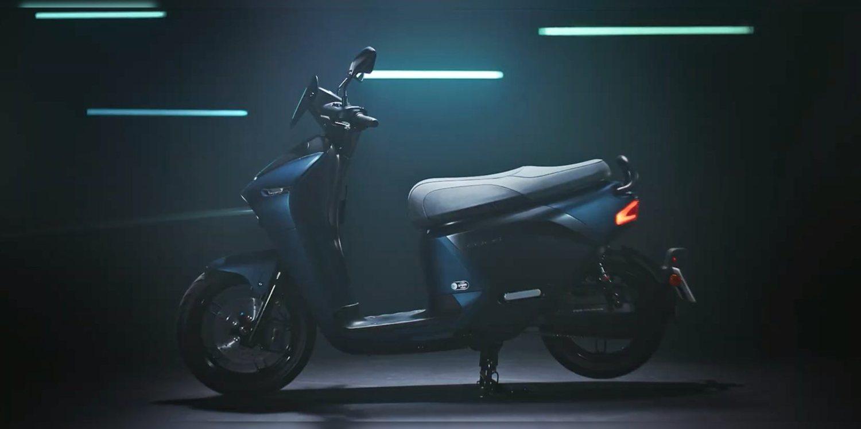Yamaha anuncia el EC-05 el primer scooter eléctrico
